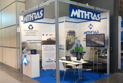 Mithras Build la ECOMONDO 2019